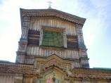Троицкая православная церковь в Караколе. Кыргызстан