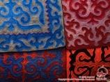 Изделия из войлока. Национальное искусство Кыргызстана