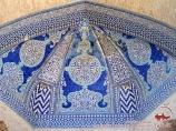 Madrasa de Muhammad Amin-Khan. Uzbekistán, Jiva
