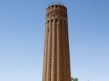 Джаркурганский минарет. Термез, Узбекистан