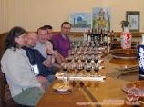 Дегустации вин в доме-музее Филатова (завод им. профессора Ховренко). Самарканд, Узбекистан