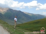 Озеро Сон-Куль (Сонкёль). Нарынская область, Кыргызстан