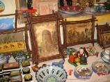Souvenir shop. Uzbekistan