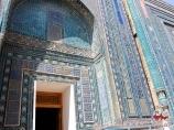 Ensemble Chakhi-Zinda (XIV s). Samarkand, Ouzbékistan