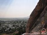 Сулейман-Тоо (Сулейман-гора). Ош, Кыргызстан