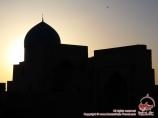 La mosquée Kalan (XV c.). Ensemble Poï-Kalan. Boukhara, Ouzbékistan