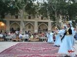 Ансамбль Надира Диван-Беги (фольклорное шоу). Бухара, Узбекистан