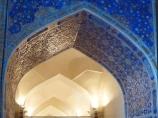 Tilla-Qori Madrasah (16th c.). Samarkand, Uzbekistan