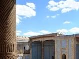 Дворец Таш-Хаули (XVIII в.). Хива, Узбекистан