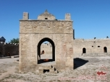 Ateshgah (17th - 18th centr.). Baku (Absheron Peninsula), Azerbaijan