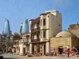 Old City (inner city). Baku, Azerbaijan