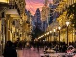 Nizami Street. Baku, Azerbaijan