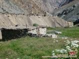 Кош на реке Амшут. Фанские горы