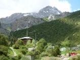Альплагерь Артуч. Фанские горы