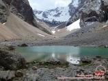 Озеро Верхнее Алло. Фанские горы