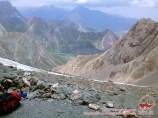 Перевал Чукурак. Фанские горы