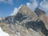 Спуск с перевала Чимтарга. Фанские горы