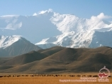 The Alay Valley. Pamir-Alay, Kyrgyzstan