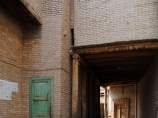 Buildings in Kashgar. China