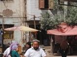 Жители Кашгара. Китай