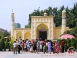Мечеть Ид Ках. Кашгар, Китай