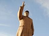 Памятник Мао Цзэдун в Кашгаре
