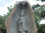 Stone carving. Xian, China