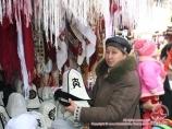 Souvenir shop. Osh, Kyrgyzstan