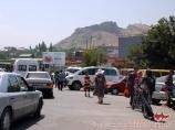 Городской рынок. Ош, Кыргызстан