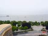 Побережье Каспийского моря. Баку, Азербайджан
