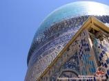 Bibi-Khanym Mosque. Samarkand, Uzbekistan