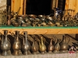Talleres de artesanía. Uzbekistán