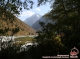 Ala-Archa national park. Bishkek, Kyrgyzstan