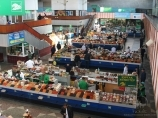 Fruit and vegetable bazaar, Almaty