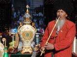 Souvenirs in Turkmenistan