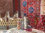 Carpets in Turkmenistan