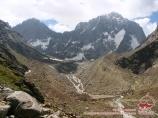 Пик Сабах (5200 м). Баткенский район, Кыргызстан