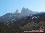 Пик Искандер (5120 м). Баткенский район Ошской области, Кыргызстан