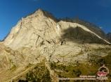 Пик Асан (4230 м). Баткенский район, Кыргызстан