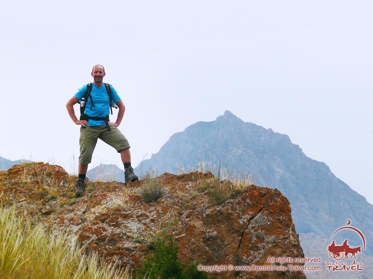 Перевал Кош-Майнок (3260 м). Баткенский район, Кыргызстан