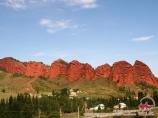 Jety-Oguz Gorge (