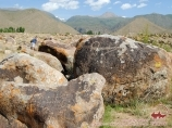 Stone Garden. Cholpon-Ata, Kyrgyzstan