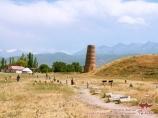 Burana Tower, Kyrgyzstan