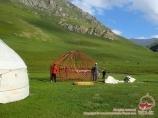 Kochkor valley, Kyrgyzstan