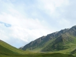 On the way to the Son-Kul lake, Kyrgyzstan