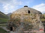 Tash Rabat caravanserai (15th century). Kyrgyzstan