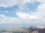 Sommet du Pic Petrovsky (4830m). Pamir, Kirghizstan