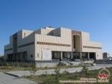 El Museo Estatal de los artes de Savitskiy I.V. Nukus, Uzbekistán