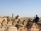 Panorama de Bujara. Uzbekistán