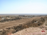 Meseta Ustyurt. Uzbekistán